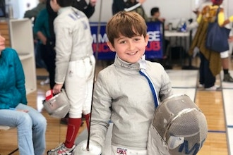 Summer Youth Fencing Camps (Ages 6-12)