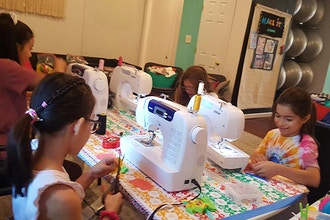 Spring Break Mini Sewing Camp