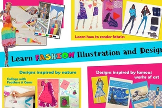 Level 2 After-school Online Fashion Illustration/Design