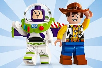 Snapology Movie Favorites: Toy Story Themed - Online