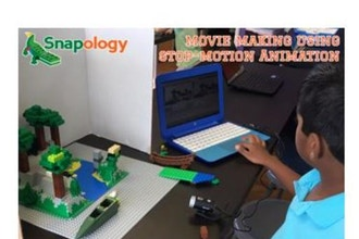 Stop Motion Animation-Movie Making Camp (Online)