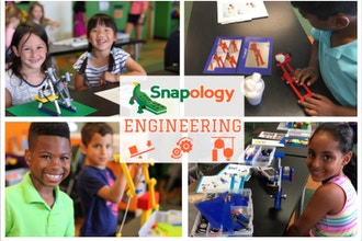 Junior Engineering (STEAM) (Ages 4-6)
