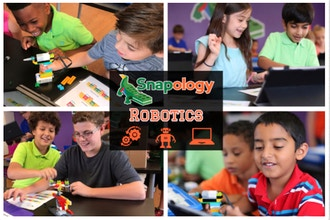 Robotics and Beginner Coding (Ages 4-8)