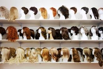 Wig Bonded Hair