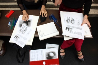 Learn to Draw (in South Slope)
