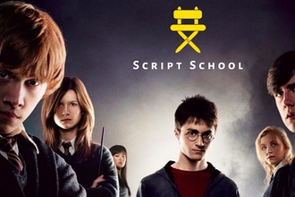 HARRY POTTER Screenplay Writing