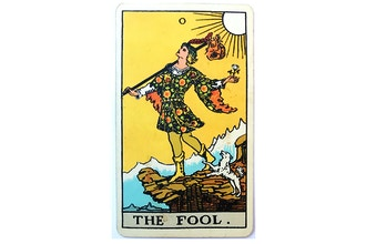 It's in the Cards: Introduction to the Major Arcana