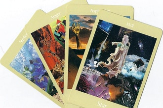 Virtual Private Tarot Tutorial plus Reading