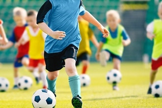 Super Soccer Stars (Ages 4 to 5)