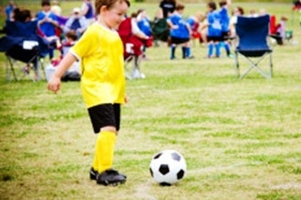 Super Soccer Stars: Summer Soccer Camp (Ages 3 to 4)
