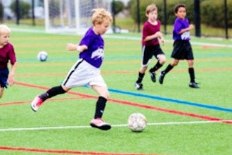 Soccer Stars United:Summer Advanced Camp (Ages 5 to 10)