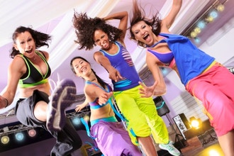 Virtual: Dance Fitness Party (All ages)