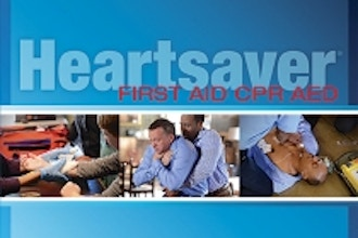 AHA Heartsaver CPR/AED & First Aid (BLENDED)