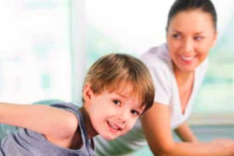 Little Kids Family Yoga (Ages 5-7)