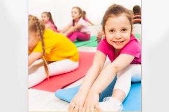 Tiny Kids Family Yoga (Ages 2-4)