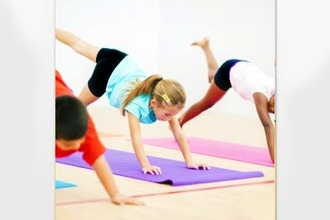 Big Kids Family Yoga (Ages 8-10 )