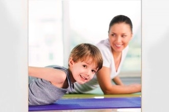 Little Kids Family Yoga (Ages 5-9)