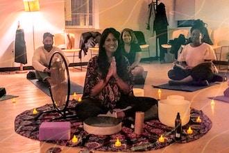 Sunday Soundbath: Healing Vibration & Sound Meditation