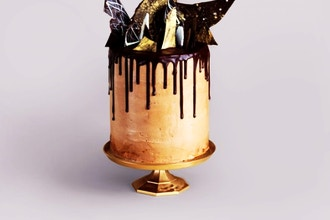 Drip Cake Decorating