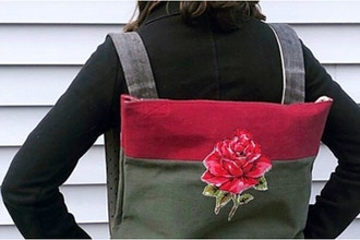 Sewing: Convertible Backpack