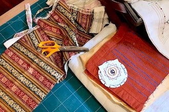 Sewing, Embroidery & Weaving