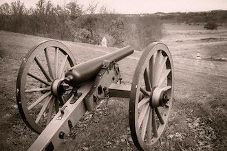 Exploring Antietam Battlefield