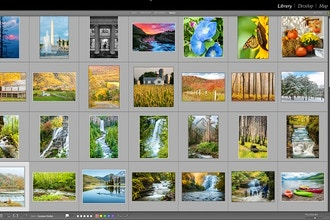 Lightroom Classic LIBRARY Module