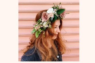 Flower Crown Making