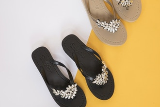 Sandal & Accessory Embroidery
