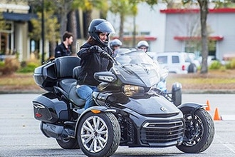3-Wheel Basic Rider