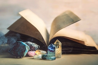 Full Moon Class: Learn to Charge Your Crystals