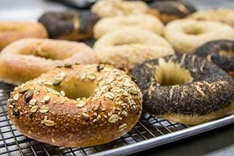 NYC Favorites: Bagels & Pretzels