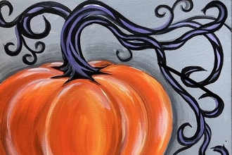 Stylish Pumpkin