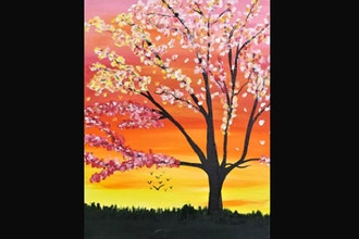 Sunset Tree (Live Online)
