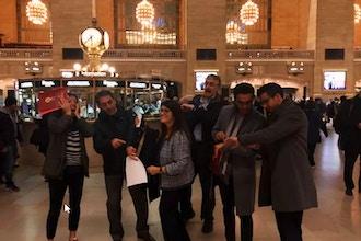 The Secrets of Grand Central: Scavenger Hunt