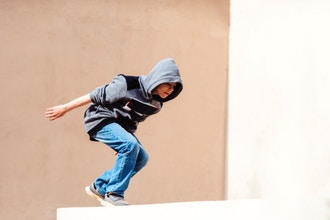 Parkour - Youth (Level 1)