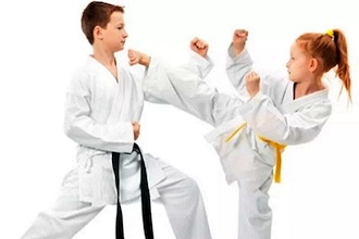 Kids Karate (Ages 6-8)