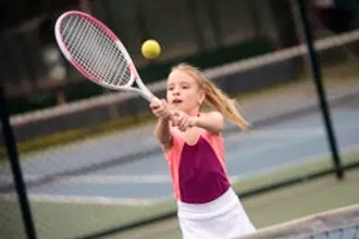 Kids Tennis (Ages 3-5)