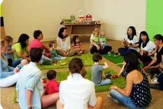 Music and Mandarin (0-3 yrs)