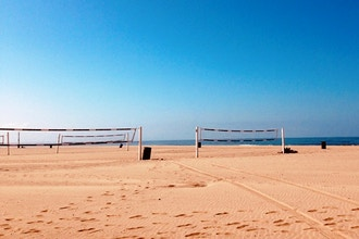Advanced Beach Volleyball Small Group Lesson