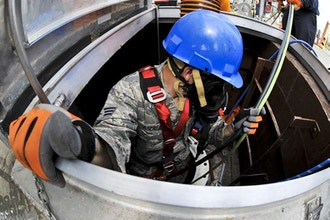 Confined Space Entry for Construction