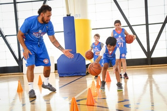 Basketball FUNdamentals for Kids Ages 6-9
