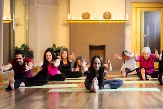 Gentle Hatha Yoga (Online)