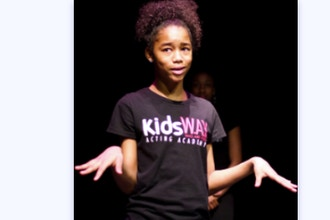 Kids W.A.Y Acting Academy Online (1 Hour Private)