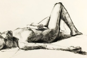 Long Pose Figure Drawing