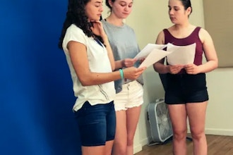 Teen Acting Program (Ages 12-16)