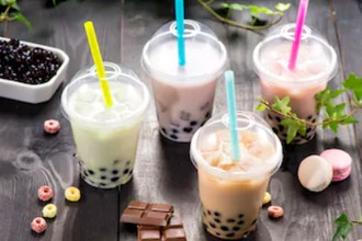 Group Bubble Tea Making (Virtual)