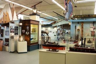 Hudson River Maritime Museum Photo