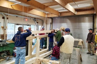 Introduction to Square Rule Timber Framing