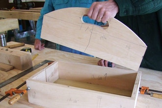 Dado Built Tool Box